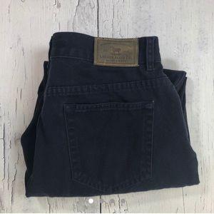 Ralph Lauren Capris size 4 navy blue